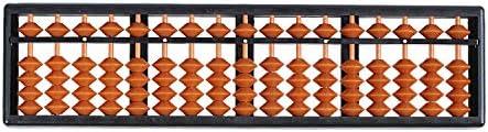 Cuasting Plastic Abacus Rekenkundige Abacus Kids Berekening Tool 17 cijfers