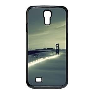 Samsung Galaxy S 4 Case, golden gate bridge 4 Case for Samsung Galaxy S 4 Black