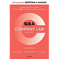 Concentrate Questions and Answers Company Law: Law Q&A Revision and Study Guide