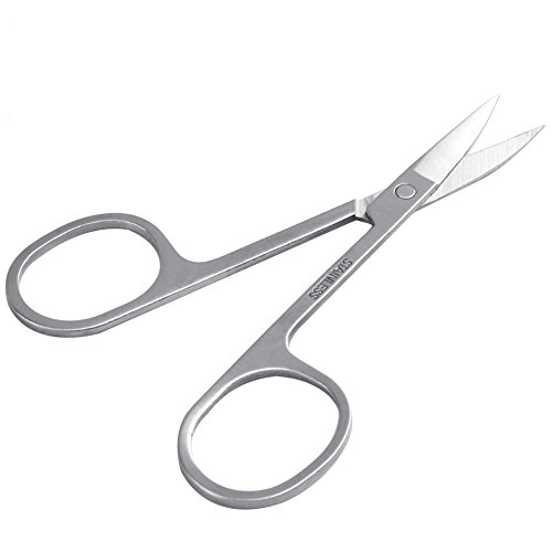 Milue 1Pc Cuticle Cutter Stainless Steel Dead Skin Remover Pedicure Scissors Nail Tool by Milue (Image #8)
