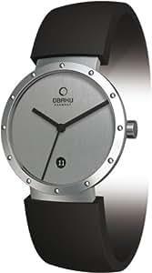 Obaku V118LCCXB Women's Harmony Wrist Watch, Silver Dial