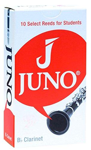 Van Juno Bb Cl Box/10 Rds #2.5 by Vandoren