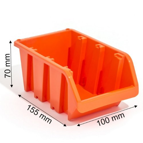 15 x Bo/îte IN Box bac a bec rouge atelier vis clou 155 x 00 x 70