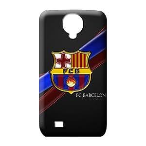 samsung galaxy s4 Series Plastic Hot Fashion Design Cases Covers phone back shells fc barcelona