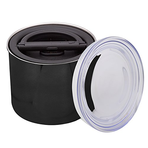 Airscape Coffee and Food Storage Canister, 32 oz - Patented