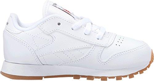 acf0870a16f Reebok Boys  Classic Leather Sneaker
