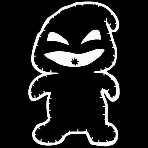 Oogie Boogie Decal Wall or Laptop Gift Decal For Car