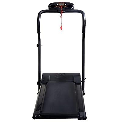 800W Folding Electric Treadmill Power Motorized Running Jogging Machine