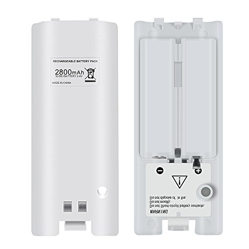 2 Cosaux+Rechargeable+Capacity+Batteries+Controller