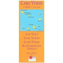 Carte du Cap-Vert