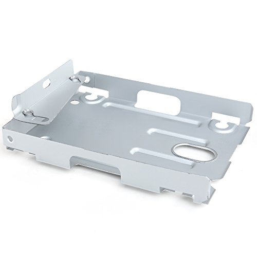 TNP PS3 Hard Disk Drive HDD Mounting Bracket Stand Kit Replacement 2.5