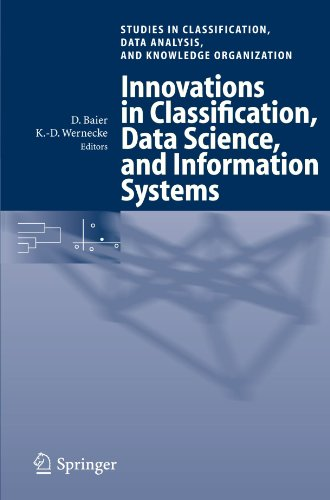 Innovations in Classification, Data Science, and Information Systems: Proceedings of the 27th Annual Conference of the G
