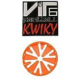 Virsix V2 Kwiky Speedfeed for Dye R1 Rotor or Dye LTR Hopper Speed Feed - DUST ORANGE