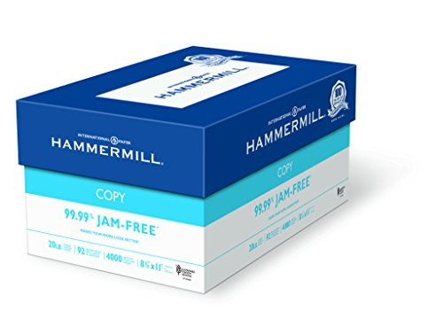 Hammermill-Paper-Copy-20lb-85x11-Letter-92-Bright-4000-sheets-8-ream-case-113640-Made-In-The-USA