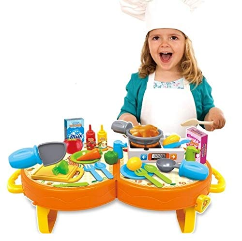 Toys Bhoomi 31 Pieces Junior Master Chef
