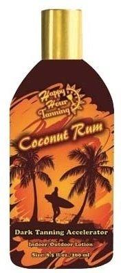 Tanning Cocktail - Coconut Rum Dark Tanning Accelerator lotion