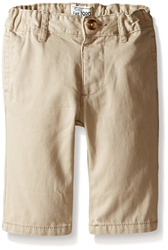 The Children's Place Baby Boys' Chino Pant, Sandwash, 9-12 Months