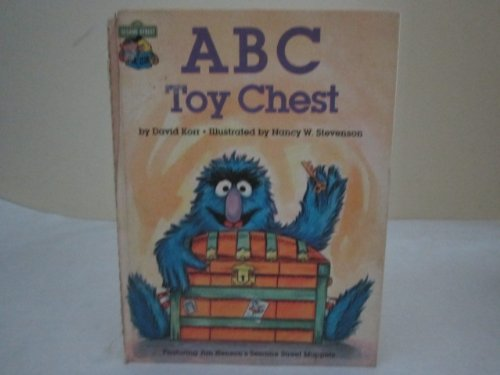 Sesame Street - ABC Toy Chest (Alphabet Chest Collection Toy)