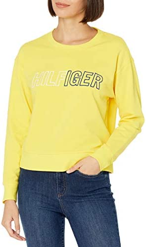 Tommy Hilfiger Women's Crew Neck Sweatshirt