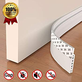 Amazon Com Door Draft Stopper Self Adhesive 3m Strip Door