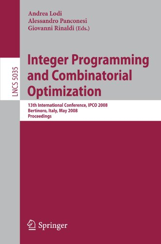Integer Programming and Combinatorial Optimization: 13th International Conference, IPCO 2008 Bertinoro, Italy, May 26-28