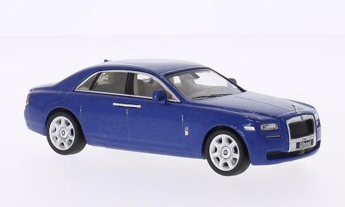 rolls-royce-ghost-metallic-blue-2009-model-car-ready-made-whitebox-143