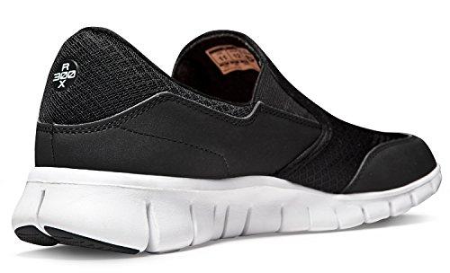 Tesla Heren Sport Slip-on Loafer Sneaker Rx300 Tf-rx300 Blkz