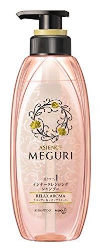 ASIENCE Tour of (MEGURI) Shampoo Pump RELAX 300ml
