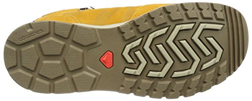 Boots Brown Rise Brown CSWP Utility Women's Hiking Salomon High Ts q0Oxz