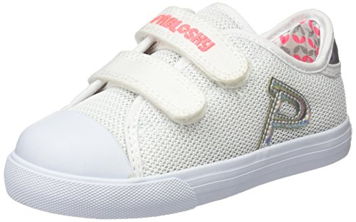 941200 Blanc Pablosky 1 Chaussures Blanco Fille Ydxwq0