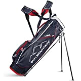Sun Mountain Golf 2018 2.5+ Stand Bag NAVY-RED-WHT (Navy/Red/White) Review