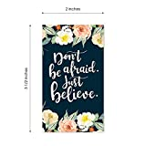 Inspirational Quote Cards/Business Card Size / 50