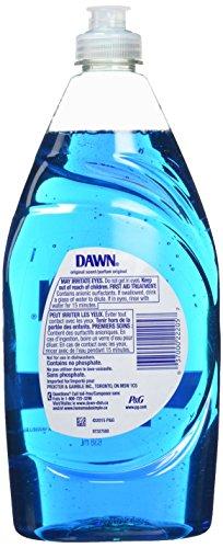 Dawn Dish Soap Ultra Dishwashing Liquid Original Scent