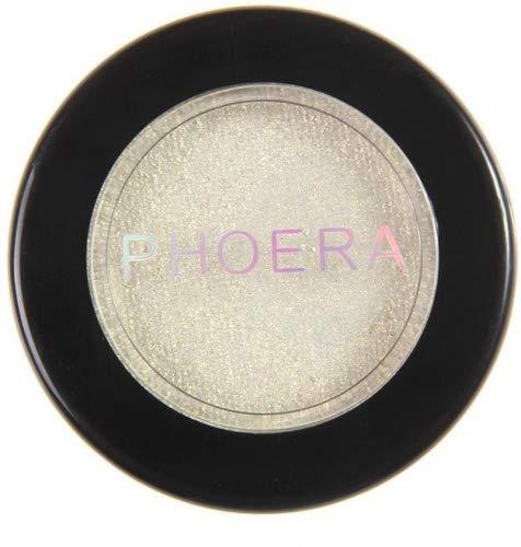 D-XinXin 1Colors Monochrome Eye Shadow of Mashed Potato,Glitter Shimmering Colors Eyeshadow Metallic Eye Cosmetic (A)