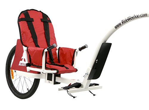 Weehoo Blast Bike Trailer - Child Bike Trailer