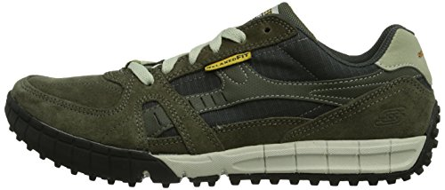 skechers men's relaxed fit memory foam floater sneaker