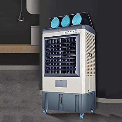 Zenghh Enfriador evaporativo móvil Enfriador portátil Enfriador de ...