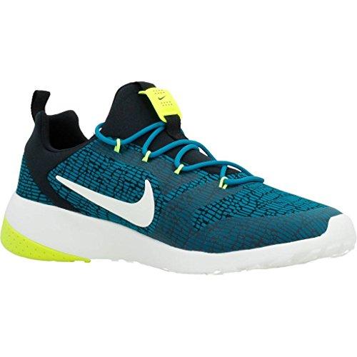 Nike Mens Ck Racer Scarpa Da Corsa Blustery / Nero / Volt / Vela