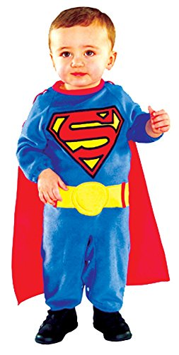 Superman Baby Infant Costume - Toddler