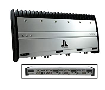amazon com new jl audio 500 5 slash series 5 channel car amplifier rh amazon com  JL Audio 500 1 Manual