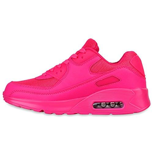 Japado–Chaussures de gymnastique basses femme - rose - Pink - Pink, 37,5 EU EU