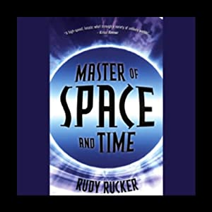 Master of Space and Time Hörbuch