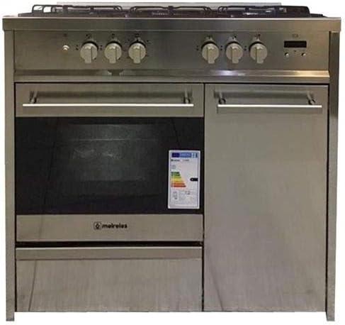 Cocina de gas Meireles G5006SP1XN Monza: Amazon.es: Grandes ...
