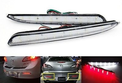Mazdaspeed3 Led Tail Lights in US - 6