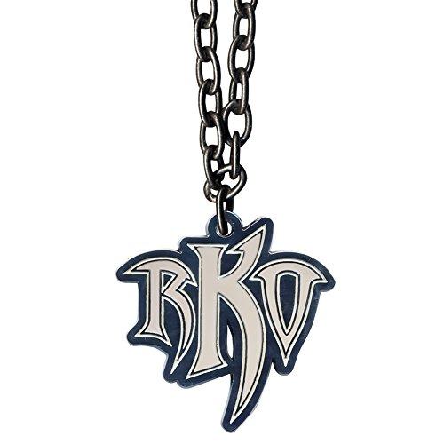 WWE Randy Orton RKO Logo Pendant (Silver) (Wwe Pendant)