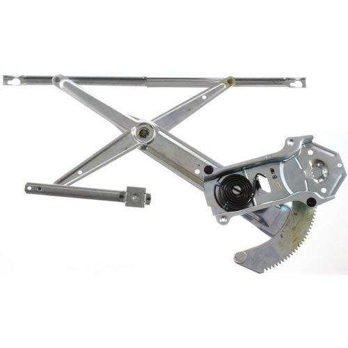 Jeep Wagoneer Window Regulator - Garage-Pro Window Regulator for JEEP GRAND CHEROKEE 93-98 FRONT LH Power