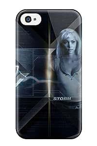 Benailey Fashion Protective X-men Case Cover For Iphone 4/4s