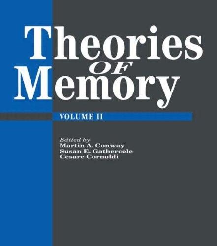 2: Theories Of Memory II