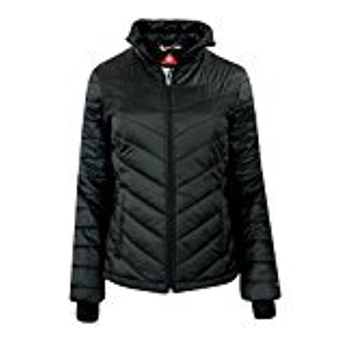 Jackets Columbia Winter Womens - Columbia Womens Morning Light II Insulated Omni-Heat Jacket, BLACK (SMALL)