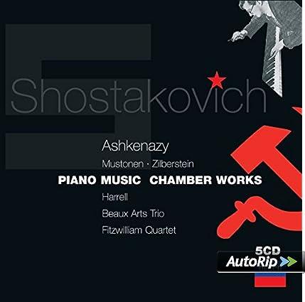 Shostakovich: Piano & Chamber Music